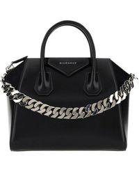 Givenchy Borsa a Mano Antigona - Nero