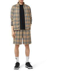Burberry Shorts a quadri - Multicolore