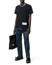 Ambush T-shirt con tasca - Nero