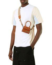 "Jacquemus Bag ""le Chiquito Homme"" - White"