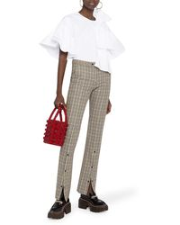 RED Valentino Oversize-bow Blouse - Multicolour