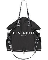 Givenchy TOTE BAG PIEGHEVOLE 4G - Nero