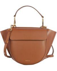 Wandler Hortensia Mini Shoulder Bag - Brown
