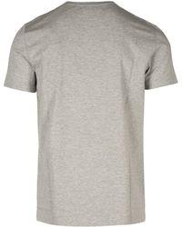 Dondup Logo Tshirt - Gray