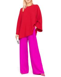 Valentino Cady Couture Trousers - Pink