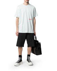 OAMC T-shirt Nightshade a girocollo - Multicolore