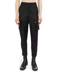 Givenchy Cargo Pants - Black