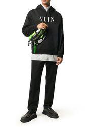 Valentino - Felpa VLTN con stampa - Lyst