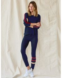 Sundry - Stripes Crew Neck - Lyst