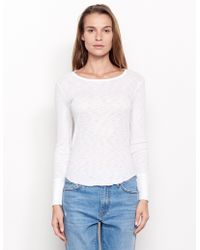 Sundry - Fitted Long Sleeve - Lyst