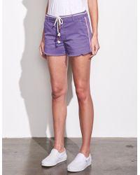 Sundry Le Soleil Shorts - Multicolor