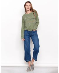 Sundry - Be Free Easy Long Sleeve - Lyst