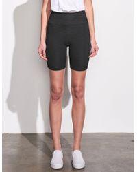 Sundry Biker Short - Black