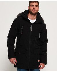 Superdry - Mountain Pro Project Down Parka Jacket - Lyst