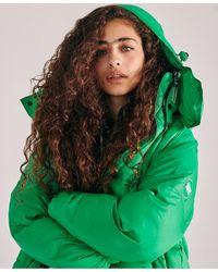 Superdry Astrid Puffer Jacket - Green
