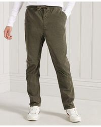 Superdry Core Texture Utility Pants - Green