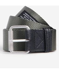 Superdry Canvas Tactical Belt - Green