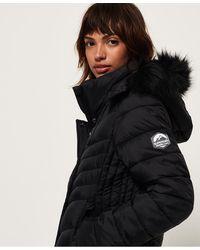 Superdry Fuji Slim 3 in 1 Jacket Blouson - Noir