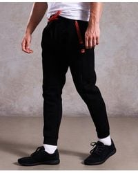 Superdry Gym Tech Stretch Joggers - Black