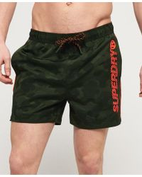 Superdry - Poolside Swim Shorts - Lyst
