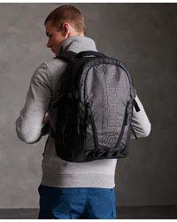 Superdry Tarp Backpack - Gray