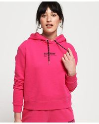 Superdry Elissa Joggers - Pink