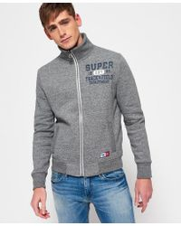 Superdry - Trackster Track Top - Lyst
