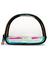 Superdry - Jelly Vanity Bag - Lyst