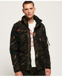 Superdry Classic Rookie Pocket Jacket - Black