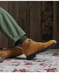Superdry Dry - Men's Officer Boots - Multicolour