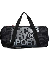 Superdry - Sports Barrel Bag - Lyst