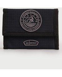 Superdry Cruiser Wallet - Black