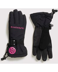 Superdry Ultimate Snow Rescue Gloves - Black