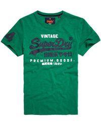Superdry - Premium Goods Duo T-shirt - Lyst