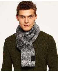Superdry - Surplus Goods Ombre Scarf - Lyst