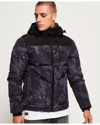 Superdry - Sd Expedition Coat - Lyst