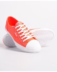 Superdry Low Pro Sneakers - Pink