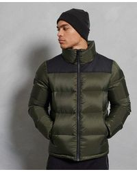Superdry - Sportstyle Code Down Puffer Jacket - Lyst