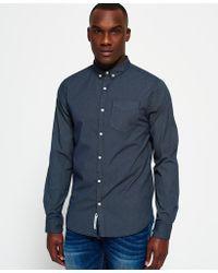 Superdry - Bandana Oxford Shirt - Lyst