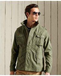 Superdry Rookie Field Jacket - Green
