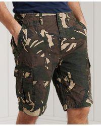 Superdry Pantalones cortos militares Parachute - Multicolor