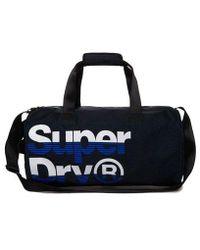 Superdry - Nue Wave Lineman Barrel Bag - Lyst