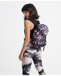 Superdry Convertible Sport Backpack - Pink