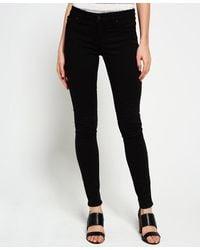 Superdry Alexia Jegging Jeans - Black