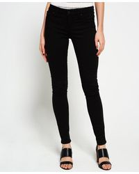 Superdry Alexia Jegging Jeans - Black