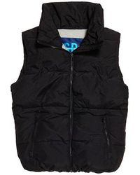 Superdry Pacific Sport Gilet - Grey