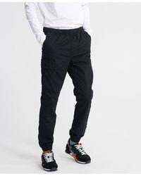 Superdry Pantalon cargo Worldwide - Noir