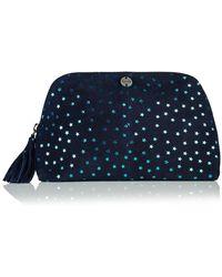 Superdry North-star Make Up Bag - Blue