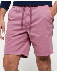 Superdry Sunscorched Shorts - Purple