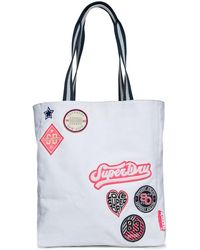 Superdry - Pacific League Tote Bag - Lyst
